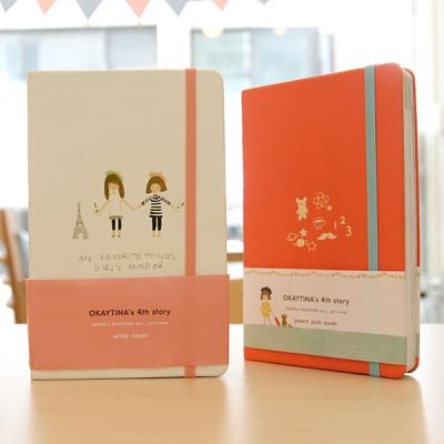 okaytina diary - design