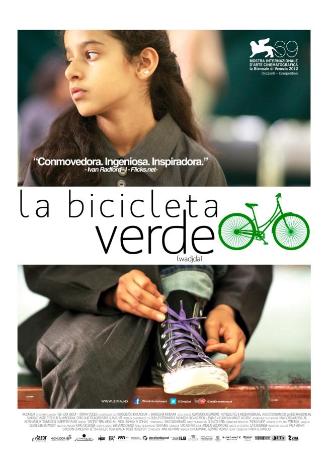 229 La bicicleta verde